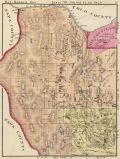 Map number one - Pleasants Valley, Vacaville, CA, 1878