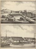 Residences, businesses in Solano County, CA. 1878