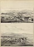 Nurse's Landing, Denverton, Res. and ranch of W.H. Turner, Suisun CA.